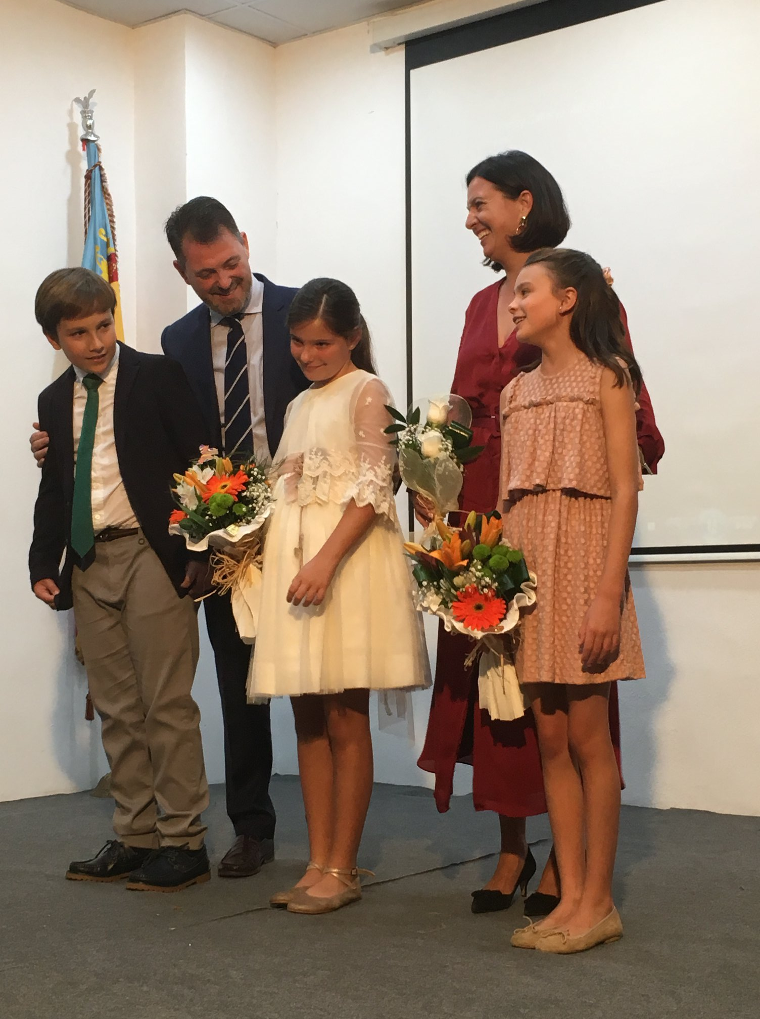 Proclamación Fallera Mayor Infantil 2020-5